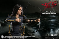 "Figuras: Abierto pre-order de My Favorite Movie Series Artemisia de ""300"" - X-Plus"