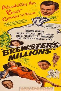 Watch Brewster's Millions Online Free in HD