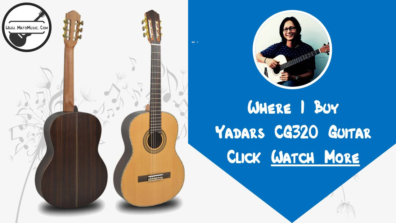 Best Buy Classical Guitar for beginner and experience guitarist yadars cg320 classical guitar