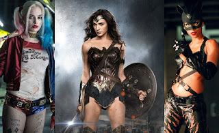 top ten female superheroes
