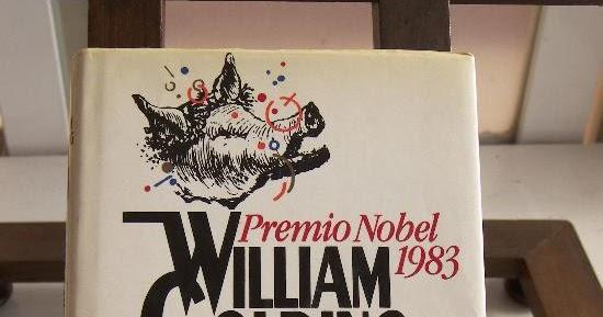 La Biblioteca De V: Descarga William Golding