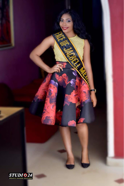 IMG 20170517 WA0006 - Photos: Blessing Micheal Emerges Face Of Jacbell 2017 Winner