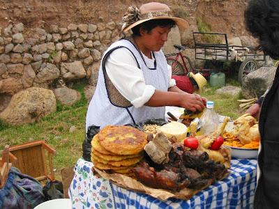 Grastronomía boliviana