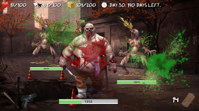 shooting game menembak terbaik android overlive zombie survival