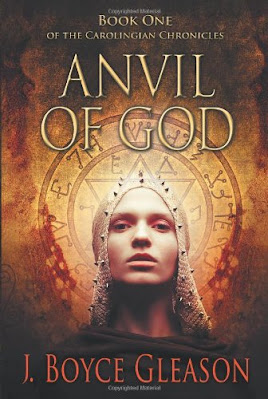 Anvil of God by J Boyce Gleason book cover