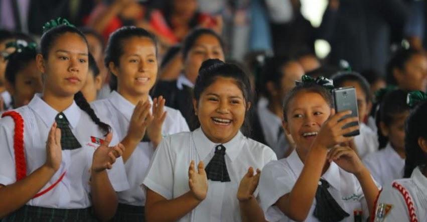 Exministro de Educación Idel Vexler pide se informe cuál será política educativa en próximo tres años