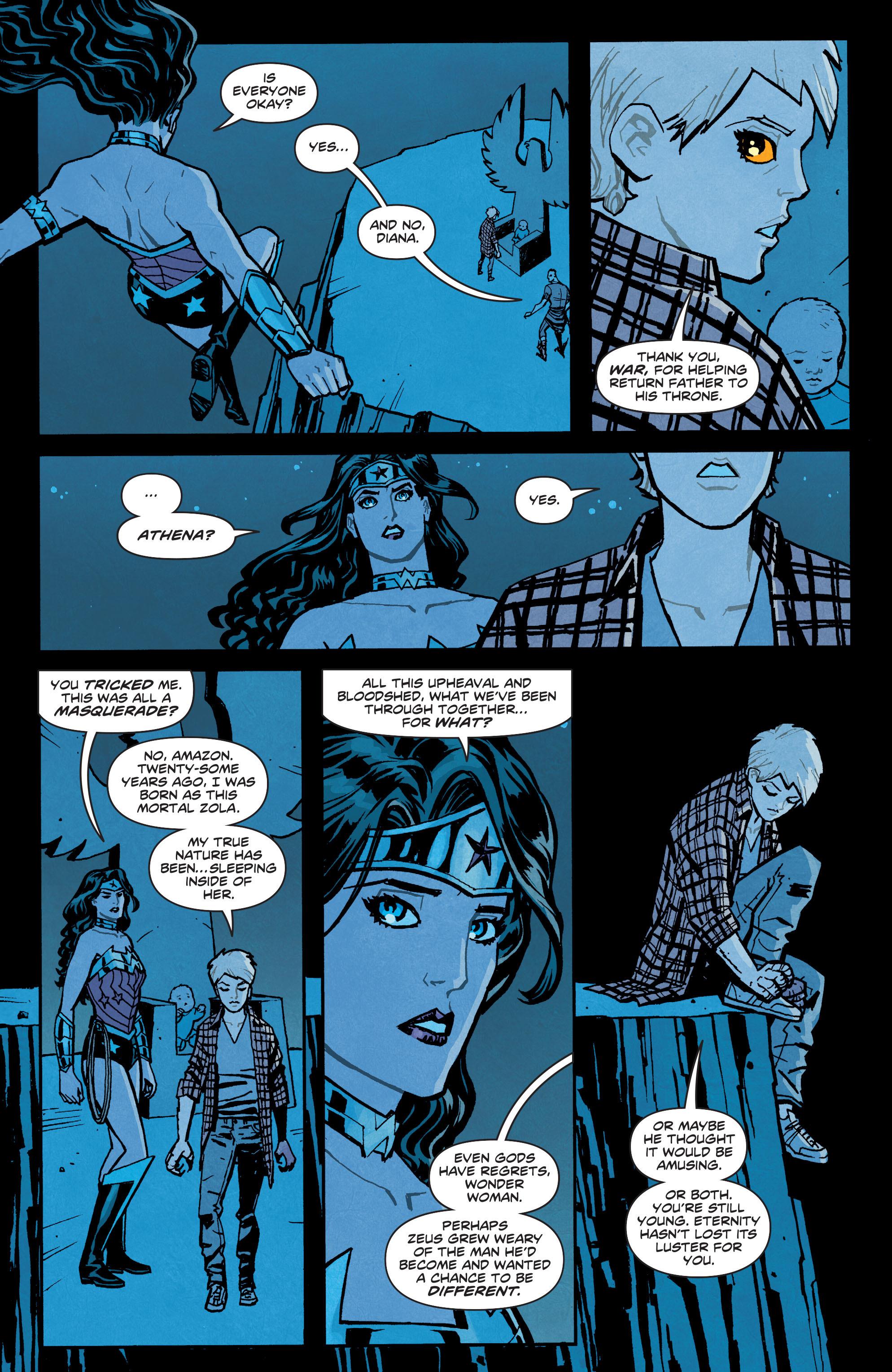 Read online Wonder Woman (2011) comic -  Issue #35 - 18