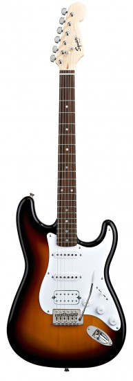 Guitar Squier Bullet Strat with Tremolo HSS