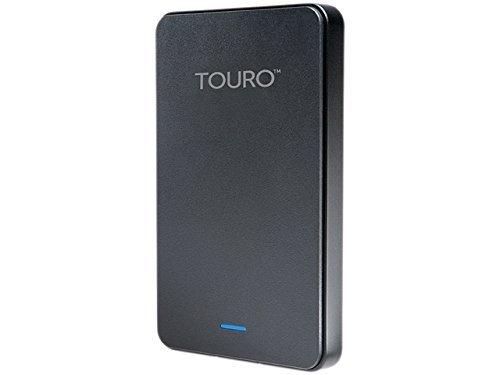 HGST G-Technology Touro Mobile 500GB External Hard Drive