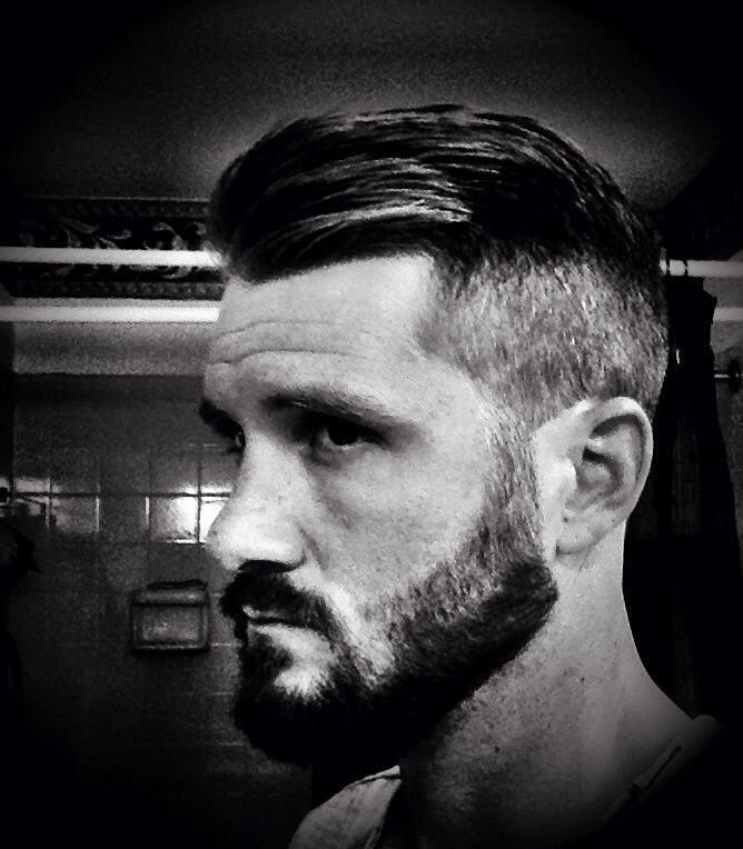 model gaya rambut undercut