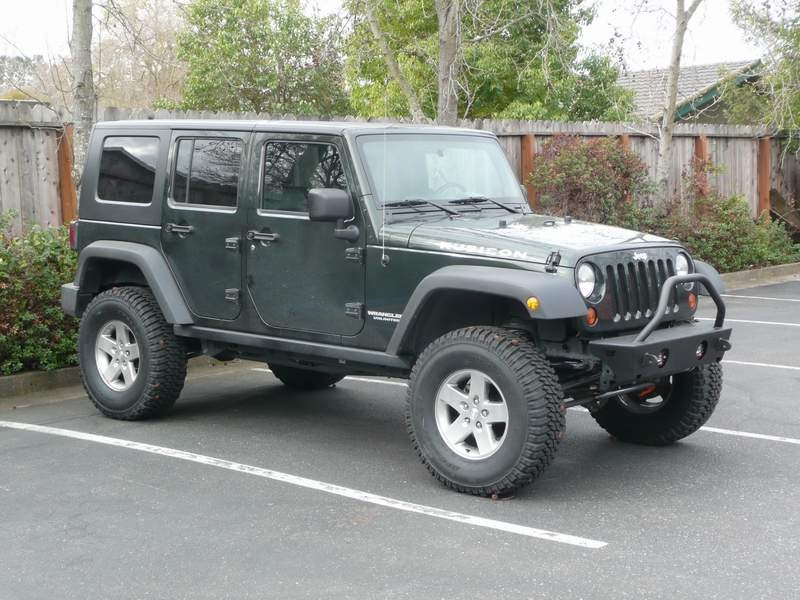 Rubicon4wheeler Aftermarket Wheels Or Oem Wheels With
