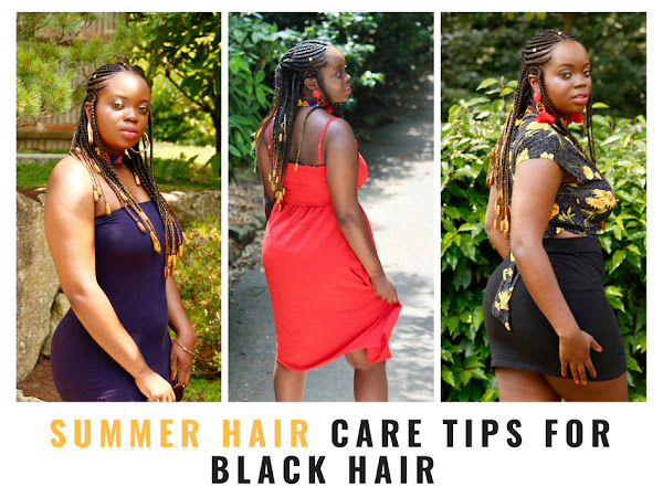 SUMMER HAIR CARE TIPS FOR BLACK HAIR
