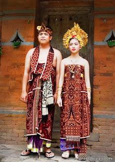 Gambar Baju Adat Bali Terlengkap 320717