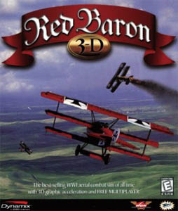 red baron 3d free download full version