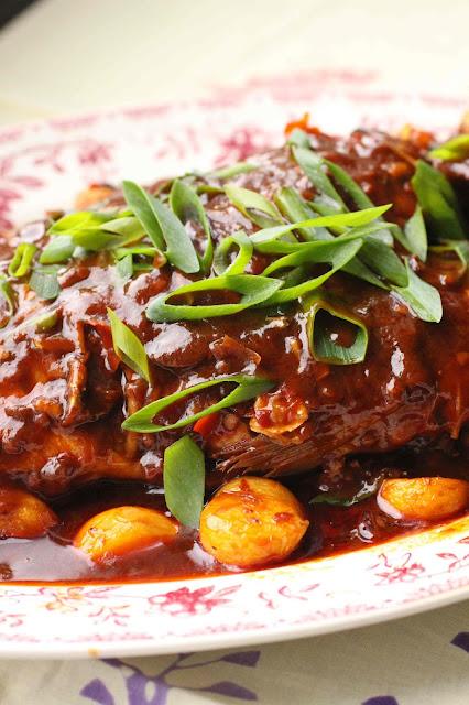 cuisson poisson chine wok