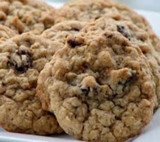 Oatmeal Raisin Cookies 1 Recipe