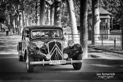 coche clasicos bodas
