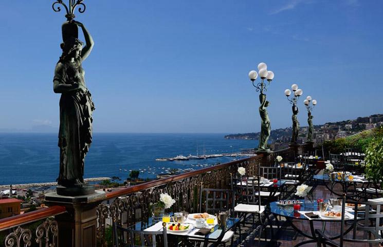 Juventus odsjeda u Napulju u zaključanom hotelu
