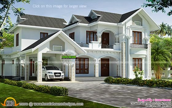 Kerala dream home