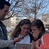 College students react to 'creepy' clips of Joe Biden touching females: 'There's no need to be grabbing at people like that'