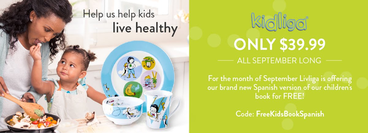 Help Us Help Kids Be Healthy!
