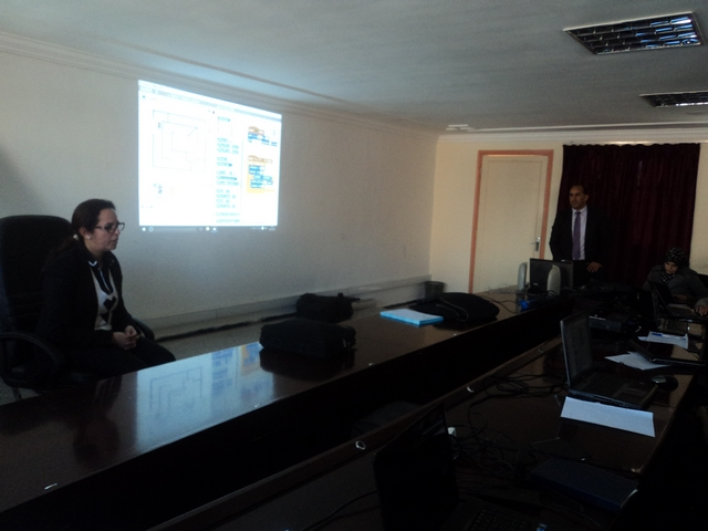 مدير الأكاديمية الجهوية للتربية والتكوين لجهة فاس مكناس يعطي الانطلاقة الفعلية لمشروع البرمجة المعلوماتية SCRATCH