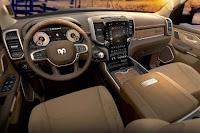 Ram 1500 Laramie Longhorn Edition Crew Cab (2019) Dashboard 2