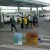 Acidente com vítima fatal na avenida Eng. Roberto Freire x Professor Manoel Villar