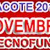 Pacote Tecnofunk 2018 - Mês Novembro