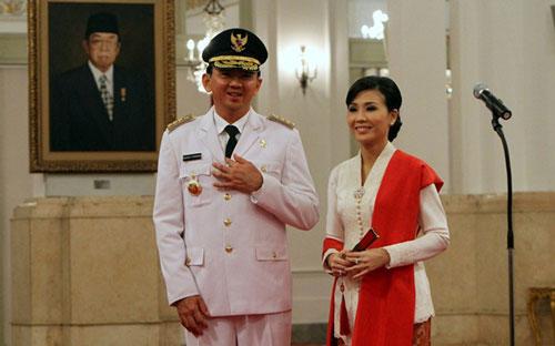 Istri Pejabat Paling Cantik di Indonesia