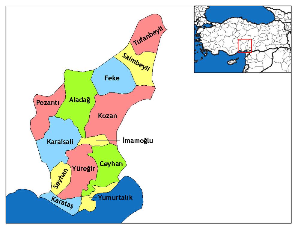 turkiye-haritasinda-adana-nerede