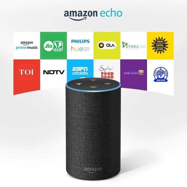 Amazon Echo - Smart speaker with Alexa