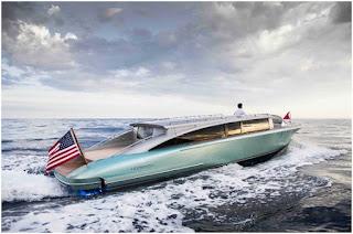 Hodgdon Yachts, 10.5 meter custom limousine tender