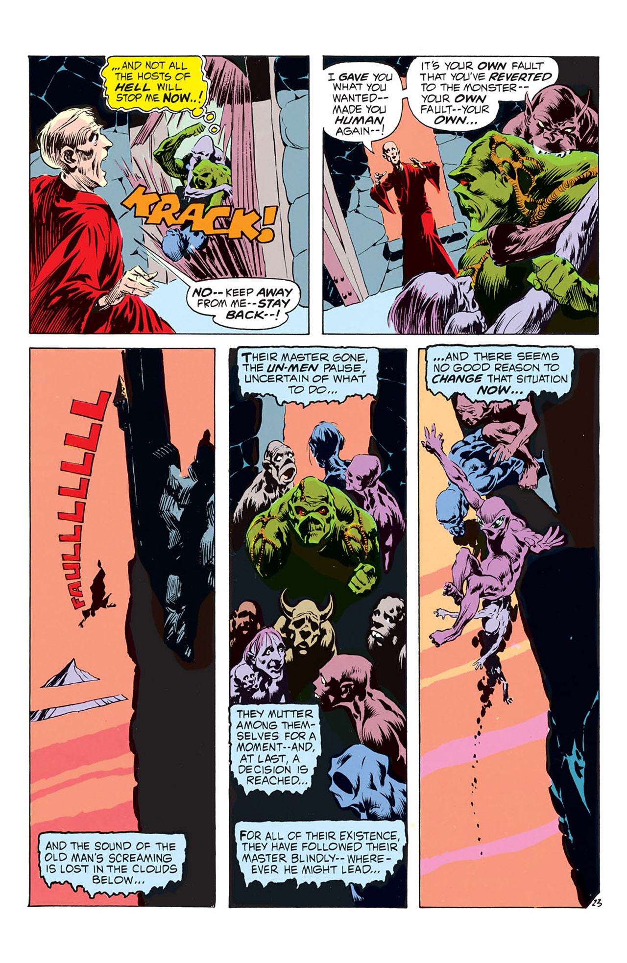 Swamp Thing (1972) Issue #2 #2 - English 24