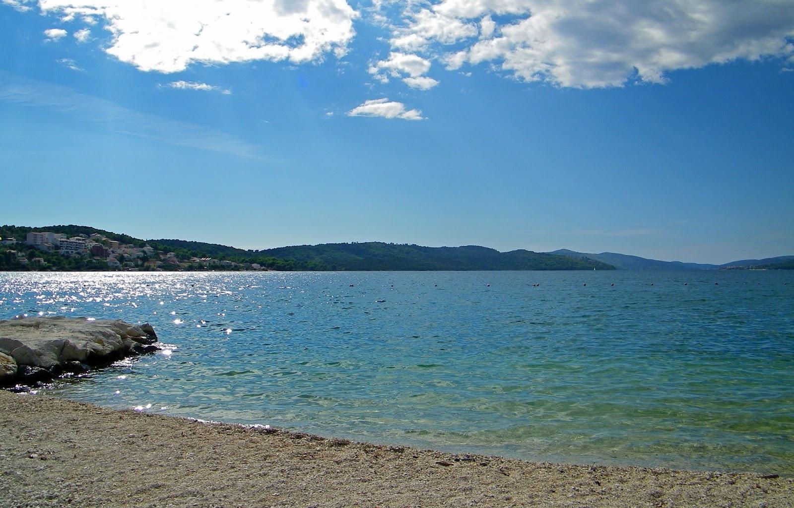 Wyspa Čiovo Trogir Chorwacja Wakacje