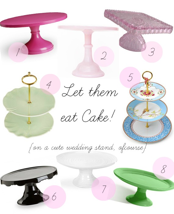 Sarah Conran Cake Stand