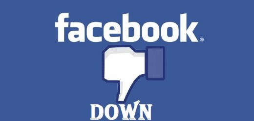 Is facebook down right now