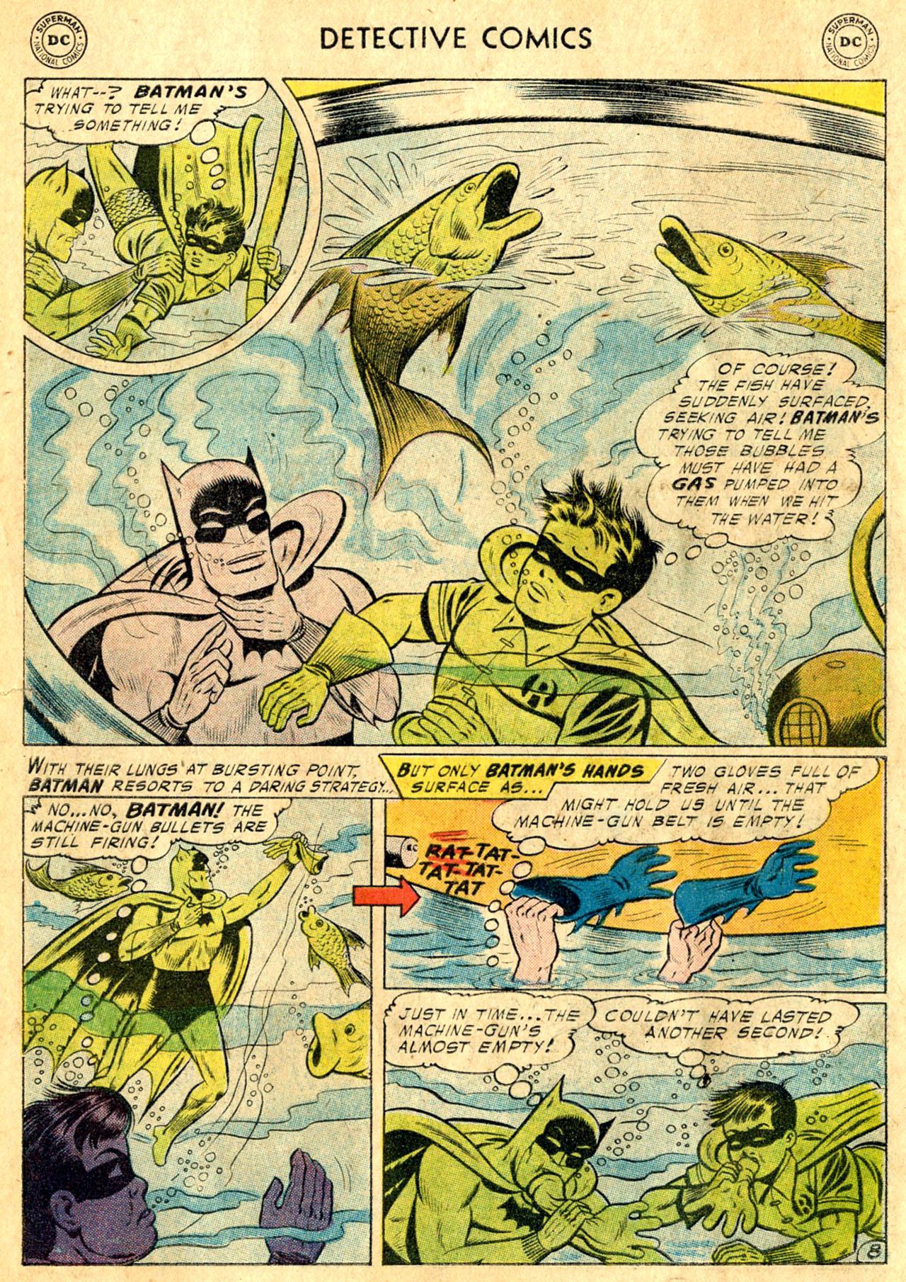 Detective Comics (1937) 238 Page 9