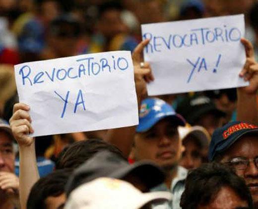 MUD exigirá en la avenida Libertador condiciones para la recolección del 20%