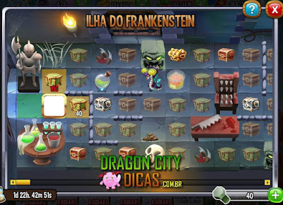 Tutorial da Ilha do Frankenstein