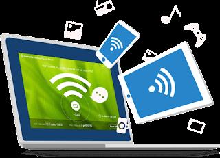 Convierte tu PC en un punto de acceso público para dispositivos móviles