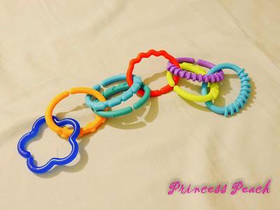 彩虹串串環