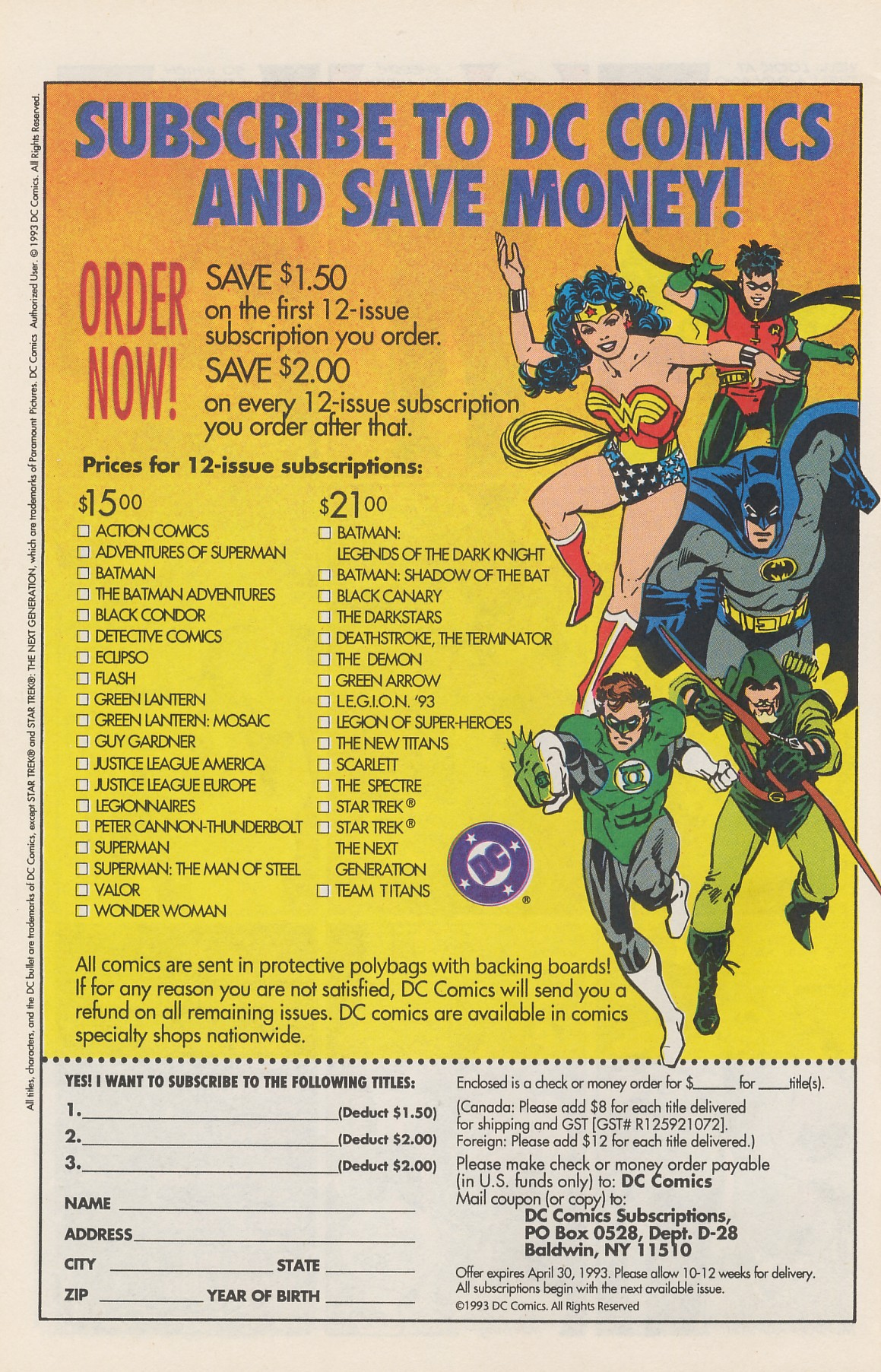 Legion of Super-Heroes (1989) 42 Page 29