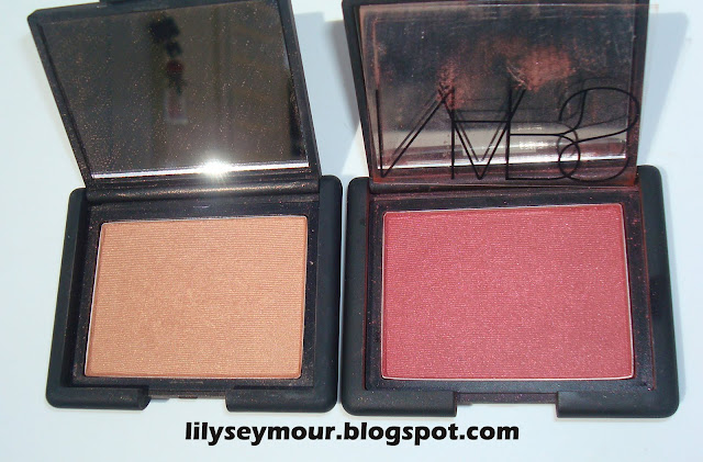 Nars Mounia Blush / Nars Luster Highlighter