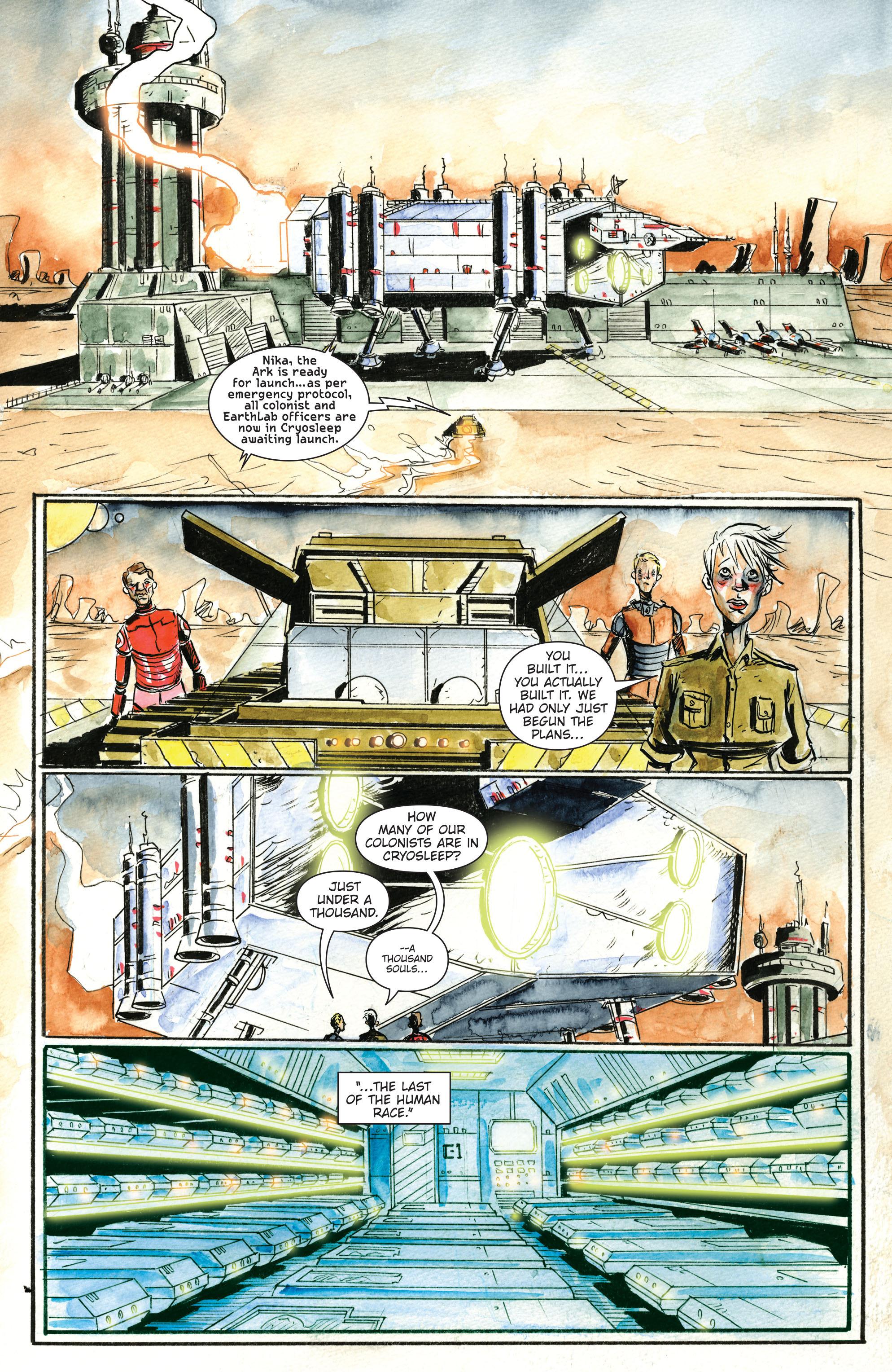Read online Trillium comic -  Issue # TPB - 185