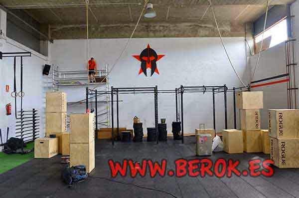Gimnasio Crossfit Occidental Tarrasa