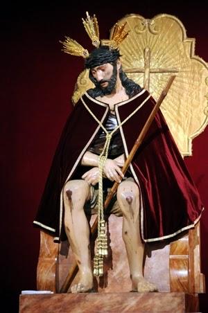 Horario e Itinerario Via Crucis del Señor de la Salud y Buen Viaje. Sevilla 02 de Marzo del 2019