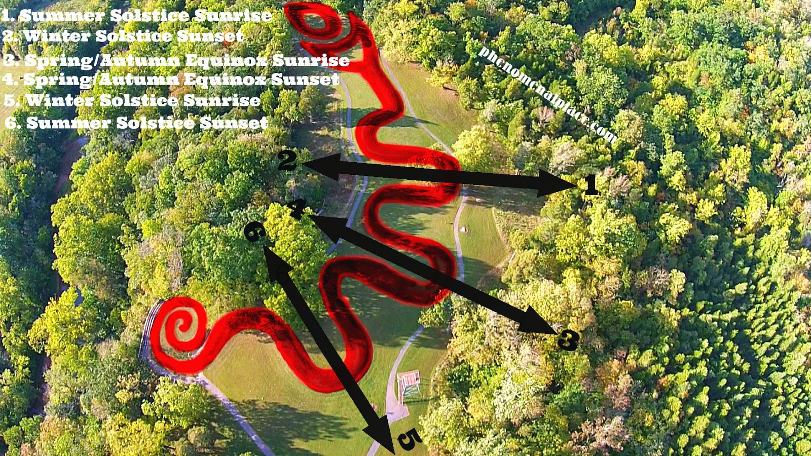 """an introduction to the great serpent mound Full-text paper (pdf): a new multistage construction chronology for the great serpent mound, usa introduction the great serpent mound is one of the most iconic effigy mounds in the north american midcontinent (fig 1) squier and davis (1848: 96) described it as """"probably the most extraordinary."""