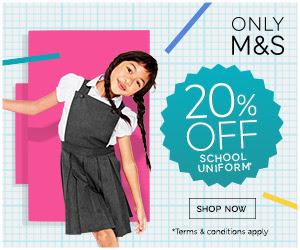 Marks and Spencer School Uniform sale