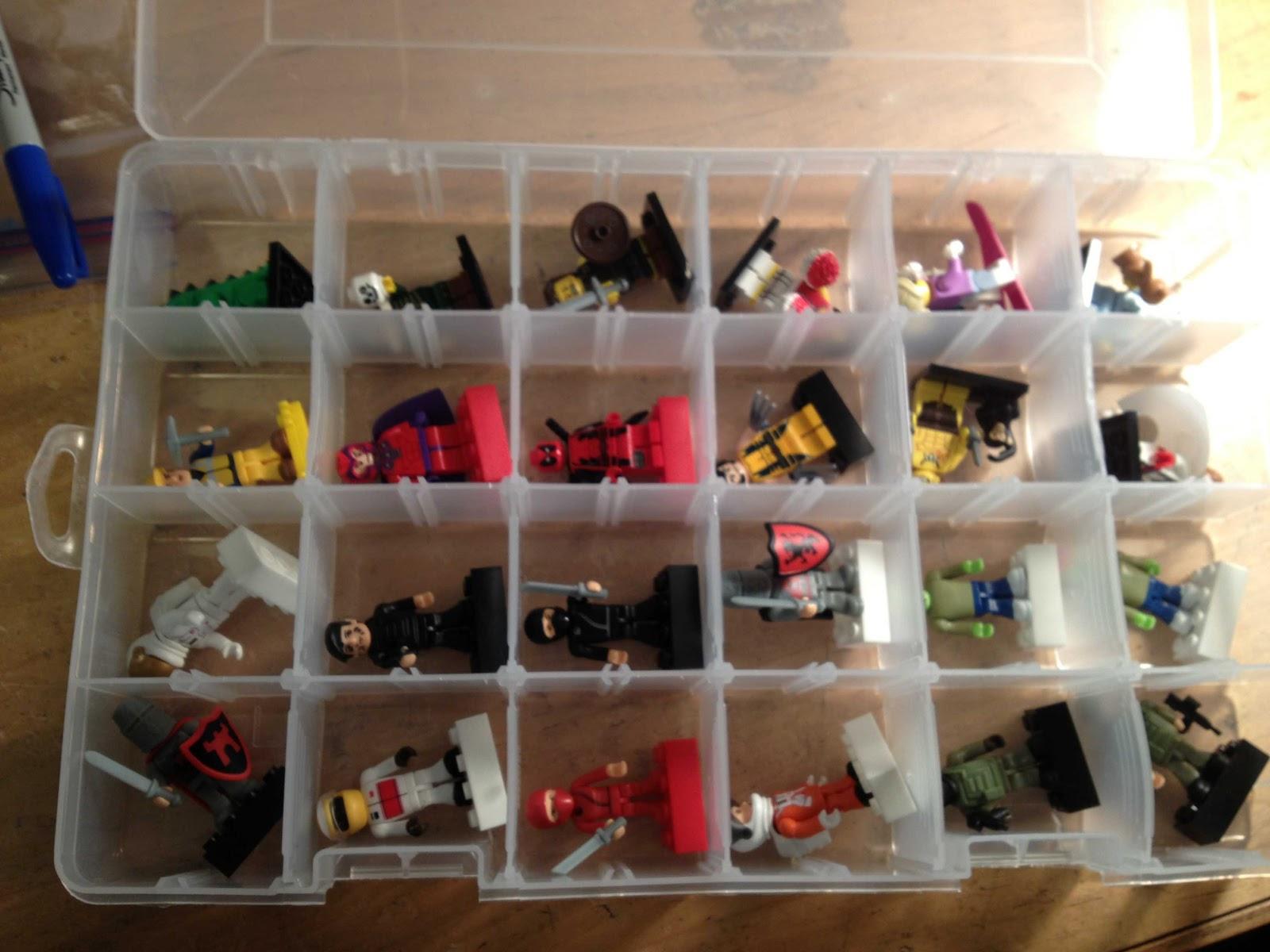 the minifigure collector minifigure storage. Black Bedroom Furniture Sets. Home Design Ideas